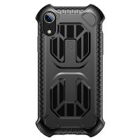 Чехол Baseus Cold front cooling Case для iPhone XR Чёрный