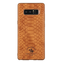 Чехол SB POLO & RACQUET CLUB Knight для Samsung Galaxy Note 8 Коричневый