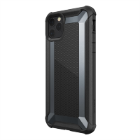 Чехол X-Doria Defense Tactical для iPhone 11 Pro Max Чёрный